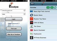 Escucha el contenido de la web desde tu Android o iOS con Vocalyze