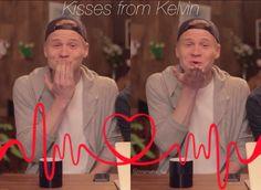 Kisses from Kelvin. Kelvin Boerma - Cinemates/Potkast/Cinebuddies