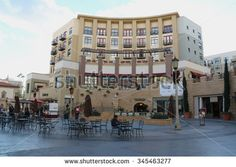 Pasadena, California, Usa - November 15, 2015: Paseo Colorado Is ...