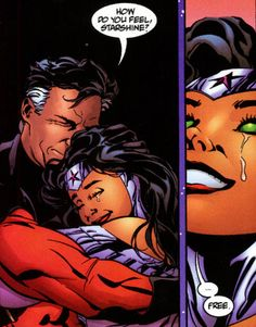 writeroffates:  Dick was such a good father and Mar'i was so precious and ugh, I just love them too much.