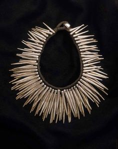 KRIS RUHS | Silver, gold and rope necklaces 01