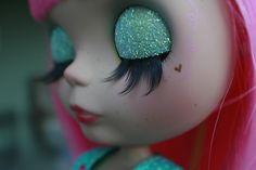 Blythe Makeup Love..