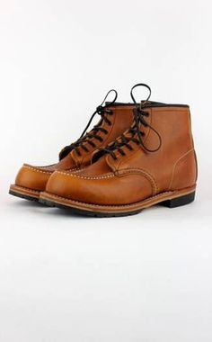"""Red Wing Shoe Co. 9012 6"""" Beckman"""