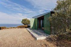 Olivový dom: experiment, ktorý zotrel hranice medzi interiérom a exteriérom | Dizajn | Architektúra | www.asb.sk
