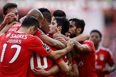 Benfica tricampeão 39 anos depois - PÚBLICO