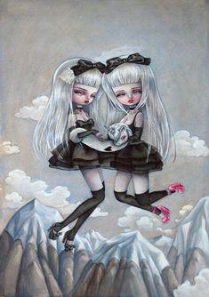 Paintings by Kukula | Cuded