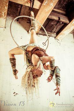 Cool hoop costume