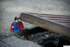 Photographer Creates Adorably Wacky Lego Scenes