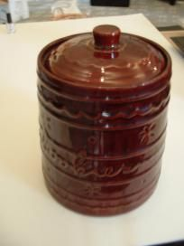 1960's Marcrest Cookie Jar