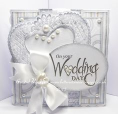 On your Wedding day. | docrafts.com