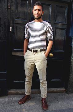 Stripes + Neutrals