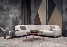 We are a Scandinavian producer of home furniture and whole interior concepts with focus on design, comfort and quality. Our products can be found worldwide.