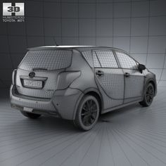 1a28ef53d2ef Buy Toyota Corolla LE Eco (US) with HQ interior 2013 by on The model was  created on real car base.