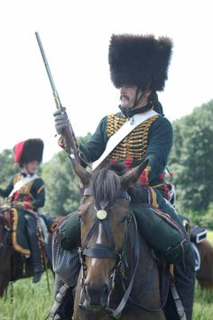 Chasseur a cheval, Waterloo 2008