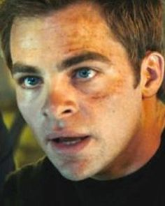 Chris Pine will reprise his role as Captain James Kirk in 2013'sStar Trek Into Darkness, which may feature a more depressing theme than the rather upbeat 2009 movie