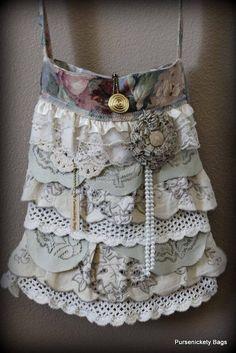 5dec6d8c2bbd 54 Best Vintage Lace Bags images