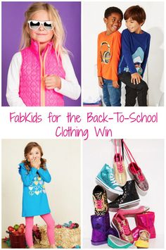 FabKids for the Back