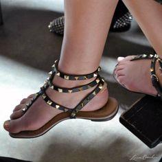6 fashion things my boyfriend hates: the summer edition- Gladiator Sandals Fashion 101, Fitness Fashion, Trendy Fashion, Fashion Shoes, Shoe Boots, Shoes Heels, Flats, Pumps, Valentino Sandals
