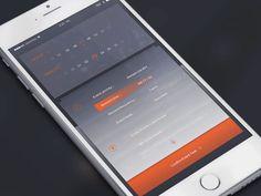 UI Transitions by Leo Leung | Abduzeedo Design Inspiration