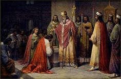 Happy Feast Day of Sts Cyril & Methodius - February 14 #pinterest Some in the Church at that time did not approve of the use of a native language in the Church's liturgy. The two brothers faced criticism. They were called to Rome to have a meeting with the pope. Some people may have been surprised at the way the meeting went. Pope .........  Awestruck Catholic Social Network