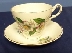Regency English Bone China Made in England Saucer and Cup Lot 5 0200 | eBay