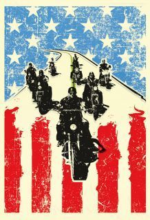 Sons of Anarchy Alternative Poster