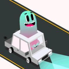 francisyfl: rosssssssss: A felicidade é: Conduzindo um carro muito rápido Haha isso é incrível