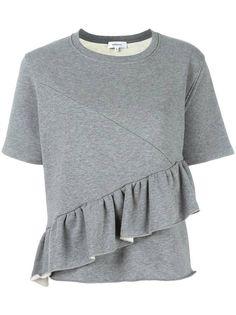 Sweatshirt manche courte parfait pour l'été - Carven