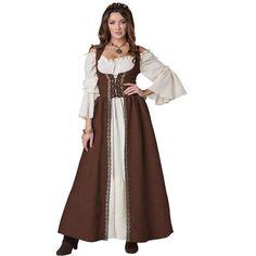 Renaissance Fair Costume, Renaissance Dresses, Medieval Costume, Medieval Dress, Medieval Fashion, Medieval Clothing, Medieval Witch, Pretty Outfits, Pretty Dresses