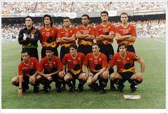 La Selección Española de Fútbol, Campeona Olímpica 1992