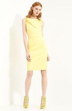 Daffodil. (Interesting front drape.)