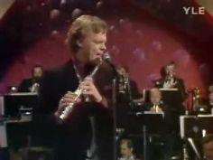 Vesa-Matti Loiri: Huilumies (live on TV 1980)