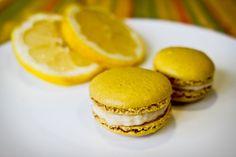 Macarons de limão | Cozinha com tomates