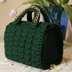 Bauletto verde