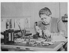 Frances Glessner Lee (March 25, 1878 – Jan. 27, 1962) was a millionaire heiress who revolutionized the study of crime scene investigation. She founded Harvard's department of legal medicine, the first program in the nation for forensic pathology. She was the first Woman to become a Police Captain in the U.S. A real-life Anna Blanc.