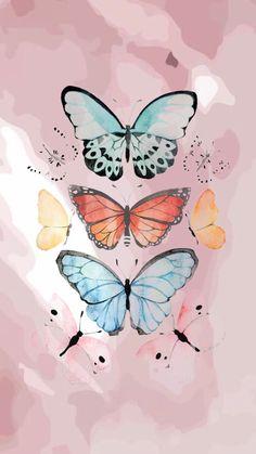 #wallpaper Wallpaper butterfly