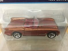 Hot Wheels Cool Classics - 1955 Corvette