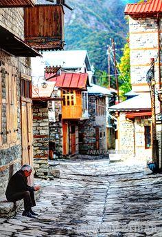 Lahich, Azerbaijan
