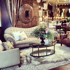 Nice Arhaus Couch