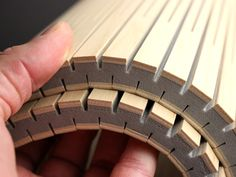 How To Have An Easy Woodworking Project When it comes to woodworking, there is a vast world to learn about. From types of wood to which tools are best, you will find that there is no end to your education. Easy Woodworking Projects, Woodworking Furniture, Fine Woodworking, Wood Projects, Furniture Making, Diy Furniture, Furniture Design, Flexible Wood, Walnut Shell