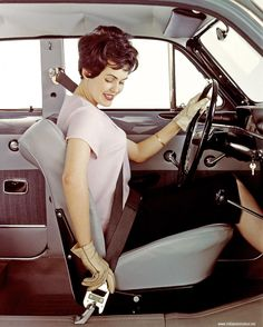 In 1959, Volvo invented the 3-point seat belt, then gave free license to all other car manufacturers to use it.