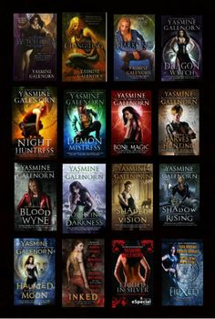 Yasmine Galenorn OTHERWORLD series: http://thereadingcafe.com/yasmine-galenorn-interview-with-the-author/