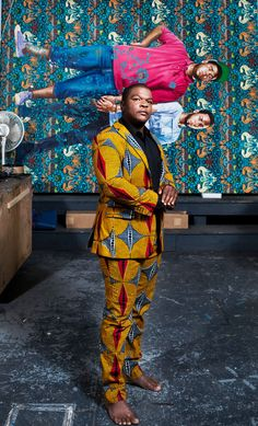 Brooklyn museum. Kehinde Wiley Puts a Classical Spin on His Contemporary Subjects - NYTimes.com