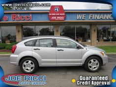 2007 DODGE CALIBER  63,391 Miles / / MPV / Gasoline Detroit, MI | Used Cars Loan By Phone: 313-214-2761