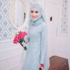 772 Likes, 12 Comments - Wedding Muslimah Wedding Dress, Muslim Wedding Dresses, Wedding Suits, Bridal Dresses, Malay Wedding Dress, Outdoor Wedding Dress, Boho Wedding Dress, Simple Wedding Dress With Sleeves, Bride Gowns