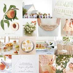 Gorgeous design board // Snippet and Ink