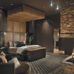 Stylish bedrom