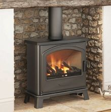 The Broseley Hereford 7 Gas Stove is an efficient, effective, high output stove at an affordable price suitable for any modern or traditional home. The Broseley Hereford is suitable for conventioanl flues and can be used with a class 1 chimney, class 2 Gas Fire Stove, Gas Stove Fireplace, Wood Burner Fireplace, Fireplace Stores, Gas Fires, Fireplace Ideas, Fireplace Design, Hereford, Gas Wood Burner