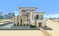 Moderne Häuser Mehr Als Unikale Beispiele - Minecraft moderne hauser