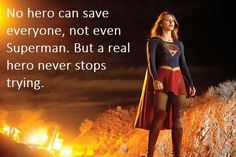 Supergirl quote